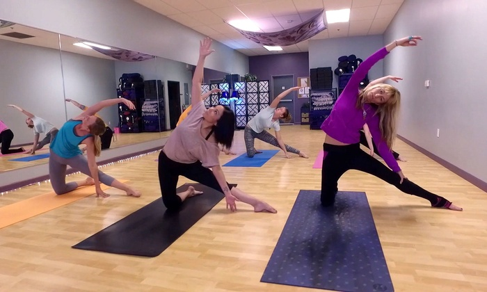 Sisters Yoga - Fresno: 5 or 10 Women-Only Yoga Classes at Sisters Yoga (50% Off)