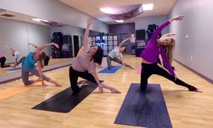 Sisters Yoga: 5 or 10 Women-Only Yoga Classes at Sisters Yoga (58% Off)