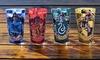 Harry Potter Glass Sets (4-Piece): Harry Potter Glass Sets (4-Piece)