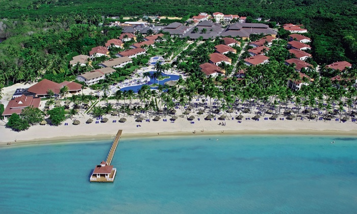 4-Night Grand Bahia La Romana  Principe Stay w/ Air from Travel By Jen