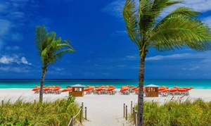 4.5-Star Oceanfront Hotel in South Beach at Royal Palm South Beach Miami, plus 6.0% Cash Back from Ebates.