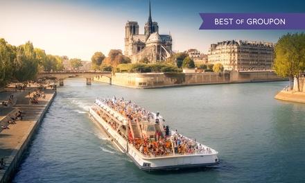 Paris : 1 à 3 nuits avec petit déjeuner et croisière sur la Seine en option à lhôtel Daumesnil Vincennes pour 2 pers