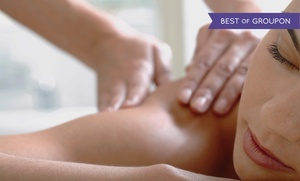 The Edge of Serenity Spa: One or Three 60-Minute Massages or One 90-Minute Hot-Stone Massage at Edge of Serenity Spa (Up to 56% Off)