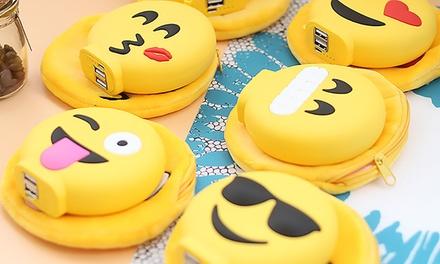 Powerbank da 8800 mAh ispirata agli Emoji disponibile in vari modelli