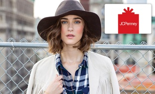 $20 JCPenney eGift Card