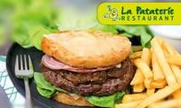 A La Pataterie, pour 1€ seulement, bénéficiez de 10€ de réduction* dans les 200 restaurants participants !