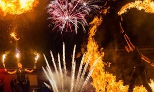 """M.A.F.I.H.A Entertainment: 1 Fan-Paket-Ticket für """"Braunschweig leuchtet"""" am 26.08.2017 inkl. Sitzplatz in Braunschweig (bis zu 37% sparen)"""