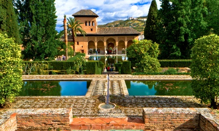 Granada: 1 o 2 noches para dos con desayuno, late check-out y detalle de bienvenida en Hotel GIT Casablanca