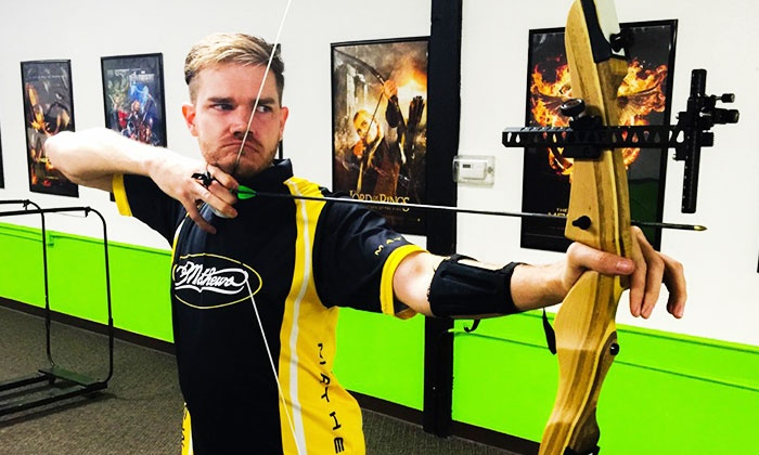 Hi-Tech Archery - Fullerton: $21 for an Archery Lesson for Two at Hi-Tech Archery ($50 Value)