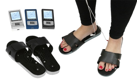 Massager III Digital Pulse Massager with Shoe Combo