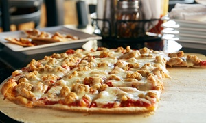 Sciortino's Restaurant: $30 for a Family Pizza Dinner for Five at Sciortino's Restaurant ($50 Value)