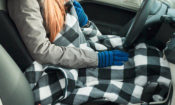 12V Electric Heated Blankets for Cars (Multiple Colors Available)