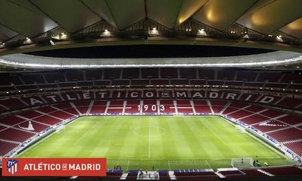 Paga 1 € por un descuento del 50% en 1 entrada para el partido de Liga Santander: Atlético de Madrid - Huesca del 25/09