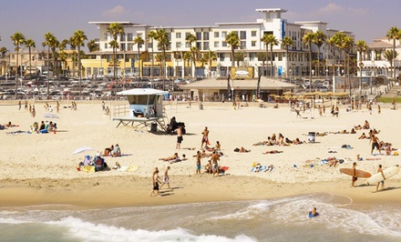 Groupon Deal: Stay at Shorebreak Hotel in Huntington Beach, CA, with Dates into April