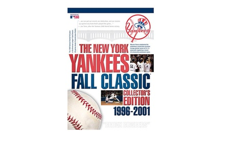 New York Yankees Fall Classic Collector's Edition DVD Box Set 48d58548-ab71-11e6-b9cc-00259069d868