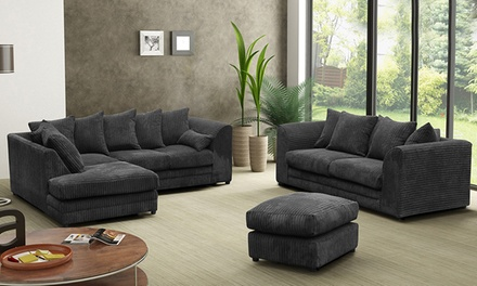 53% Off – Milo Sofa and Lounge Collection – National Deal (£189 at Groupon)