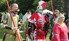 Saline Celtic Festival - Mill Pond Park: $22 for Admission for Two and Two Drinks at the Saline Celtic Festival on July 10 or 11(Up to $40 Value)