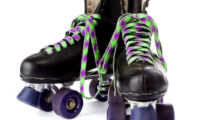 Northland Rolladium Skate Center - Liberty: Roller Skating for Two or Four at Northland Rolladium Skate Center (Up to 53% Off). Three Options Available.