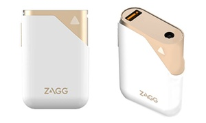 ZAGG Power Amp 6 6,000mAh Universal Portable Charger and Flashlight