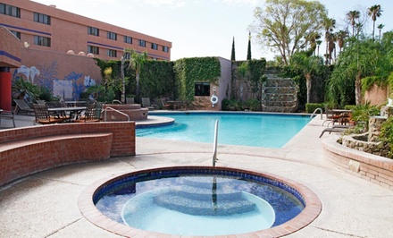 Stay at Viscount Suite Hotel in Tucson, AZ, with Dates into August