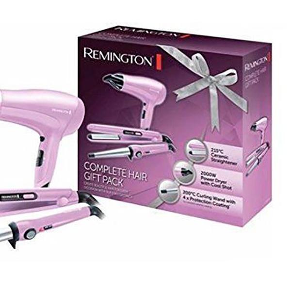 Remington Three Piece Hair Set   Groupon