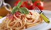 Peppercorn's Grill and Bar - Columbus Park: Italian Lunch or Dinner for Two at Peppercorn's Grill & Tavern (Up to 43% Off)