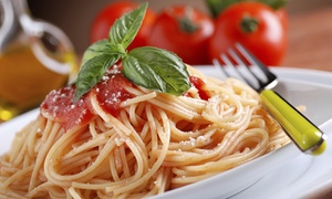 Eatalian Bistro: Italian Food for Dine-In or Takeout at Eatalian Bistro (Up to 50% Off). Three Options Available.