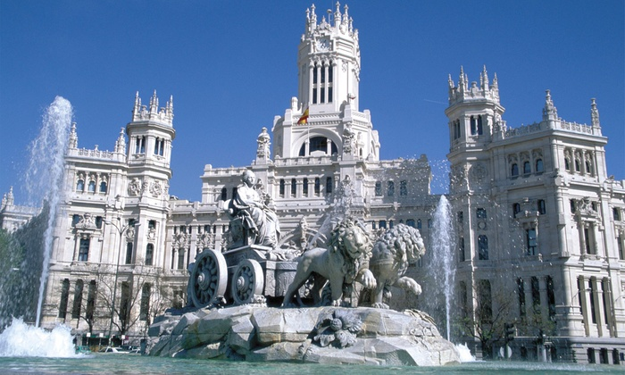 Groupon deals madrid