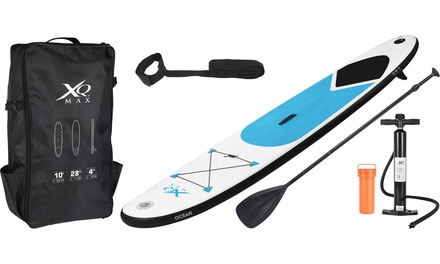 XQ Max Paddle Board in Choice of Colour With Free Delivery