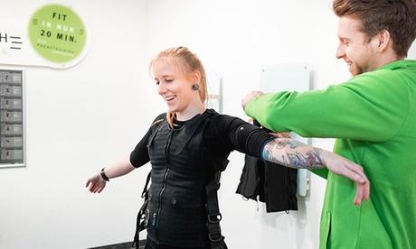 20 Min. EMS Personal Training inkl. Comfort-Paket und Beratungsgespräch bei EMS Erkrath