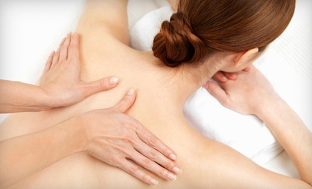 $35 for a One-Hour Custom Massage from Christine Ellis, LMBT 944 at All That's Kneaded Cary ($70 Value)