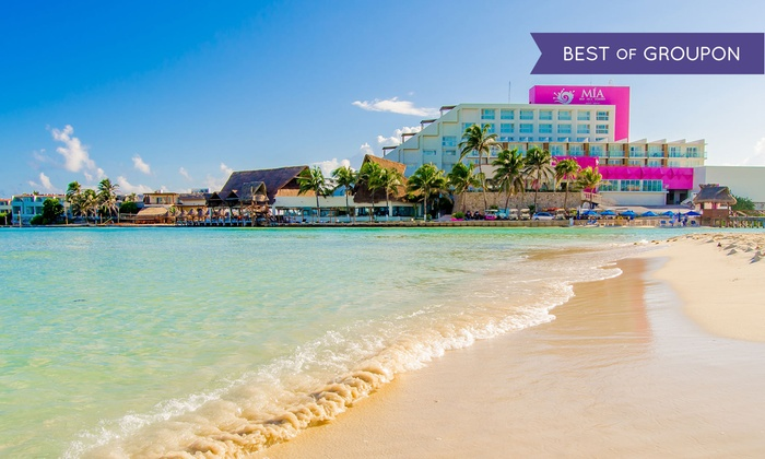 All-Inclusive Stay on Isla Mujeres in Mexico