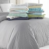 Merit Linens Duvet Cover Set with Pattern (3-Piece)