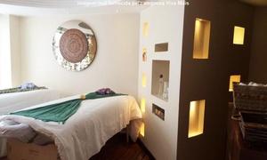 Viva Mais: Viva Mais – Asa Sul: day spa aromático para 1 ou 2 pessoas