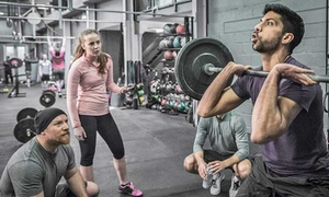 CrossFit Freefall: Unlimited CrossFit Gym Access - One ($39), Three ($169) or Six Months ($229) at CrossFit Freefall (Up to $960 Value)