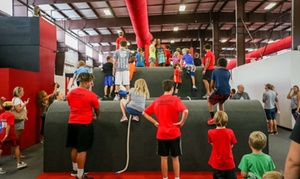 Up to 54% Off at Obstacle Warrior Kids The Woodlands at Obstacle Warrior Kids The Woodlands, plus 6.0% Cash Back from Ebates.