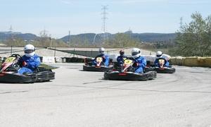 Circuito de Osona: 2 tandas para 1 niño o para 2, 4 o 6 adultos o Gran Premio para hasta 8 adultos desde 16,90 € en Circuito de Osona