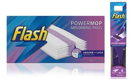 Kit de fregona Flash Powermop