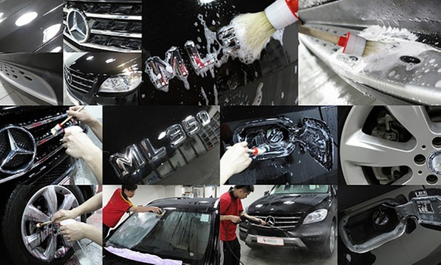 70 Off Famous Professional Car Care Centre 499 For 3m Auto Detailing With Waxing Worth