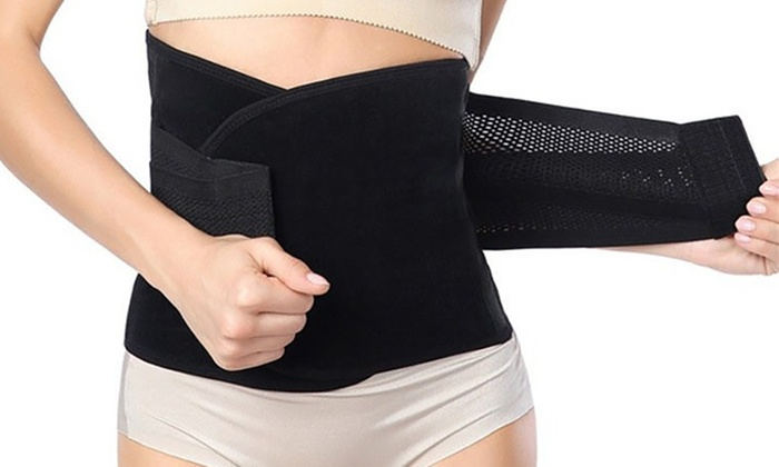 Deal genie: Double Wrap Waist Trainer from AED 49 (Up to 58% Off)