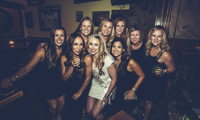 Bar Hop - FireRock Lounge: C$32 Admission for One with Drinks, Food and Guided Tour from Bar Hop Whistler (C$50 Value)