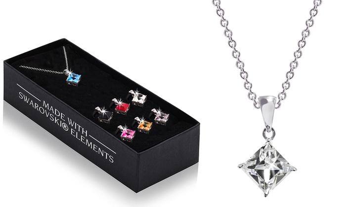 7 pendenti con cristalli Swarovski®