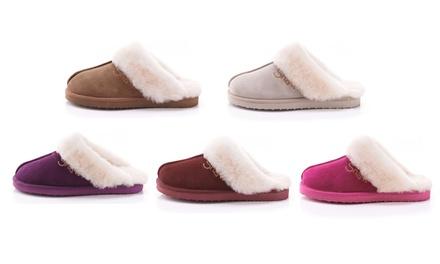 Women's Sheepskin Slippers