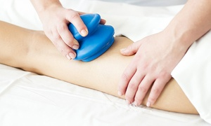 Symbio Centrum Masażu i Rehabilitacji: Masaż manualny z bańką chińską od 39,99 zł w Symbio (do -60%)