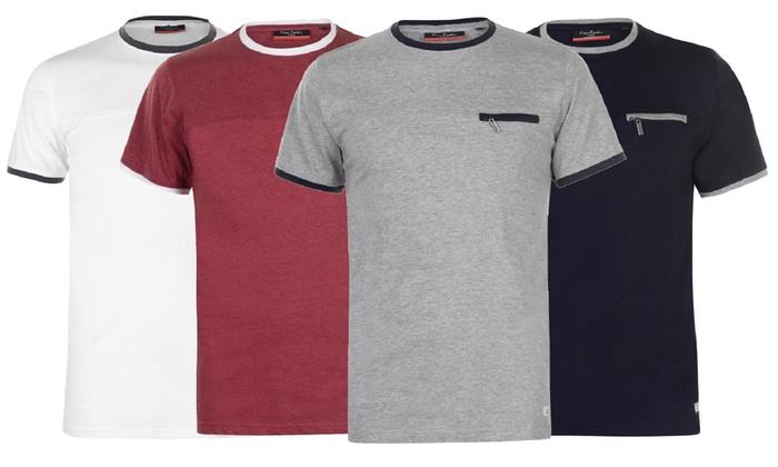the latest 705f1 7b6ae Pierre Cardin Herren-T-Shirt | Groupon