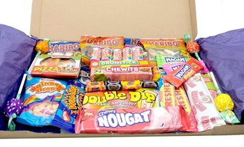 Retro Sweet Gift Box