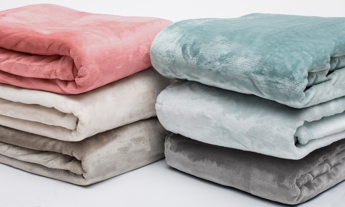 71 Off On Great Bay Home Bed Blankets Groupon Goods