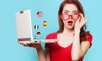 Apprentissage de 1 ou 2 langues en ligne de 6 à 24 mois dès 69€ avec Online trainers (jusquà -95%)