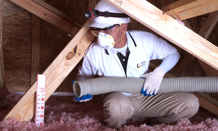 NuHome Exteriors - Washington DC: $50 for $250 Toward an Attic Inspection and Insulation Installation from NuHome Exteriors