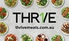 $35 Credit to Spend on Healthy Ready Meals Delivered